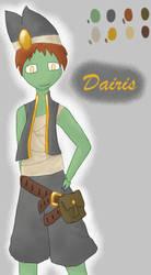 Dairis by Kiiterkat