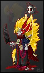 Goku X by KupoGames
