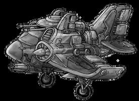 Slug Plane by KupoGames