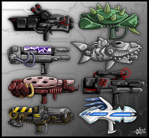 Gunz by KupoGames