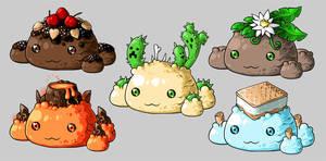 EBF5: The Big Slimes by KupoGames