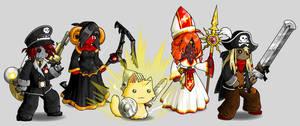 EBF5: Evil Players by KupoGames