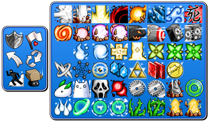 EBF5: Special Skill Icons by KupoGames