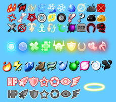 EBF5: Status Icons by KupoGames