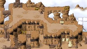 EBF5: Map Style Test by KupoGames
