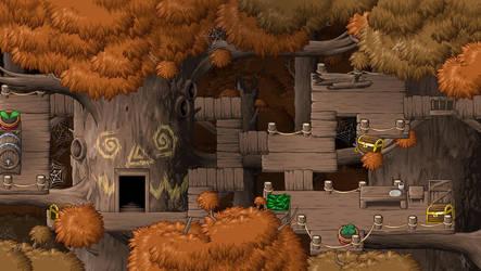 EBF5: Mystic Woods by KupoGames