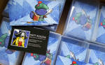 New Business Cards Again by KupoGames