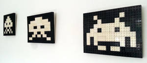 Lego Space Invaders by KupoGames