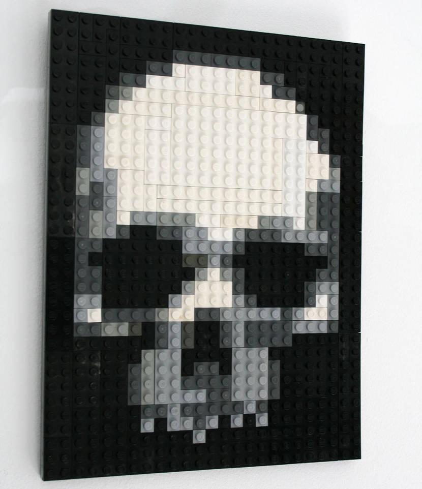 Lego Skull by KupoGames