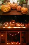 Halloween Pumpkins by KupoGames