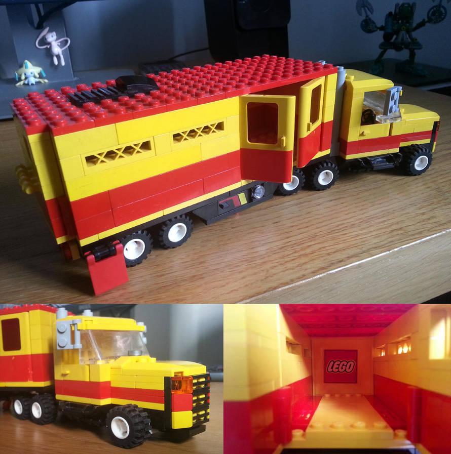 Lego Truck by KupoGames