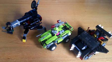 Lego Cars by KupoGames