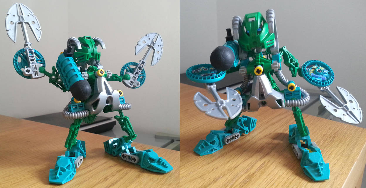 Bionicle MOCs: Swamp by KupoGames