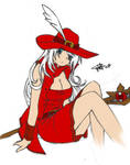 Red Mage scrap by KupoGames