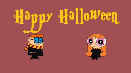 B+D Halloween 2014 by BlossomWolf