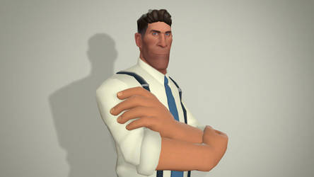 [SFM] Casual Doctor by TheRanger42