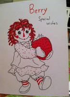 Annie by warpywoof