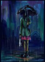 Rain by Mar-ka
