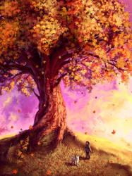 The Wishing Tree by Mar-ka