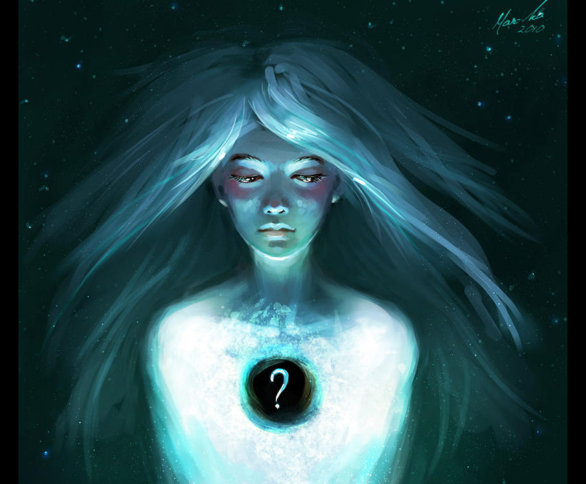 Do I have a soul? by Mar-ka