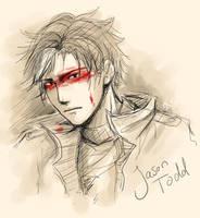 Jason Todd by Kaoruyagi