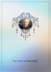 Love is Immortality by AVFerreira