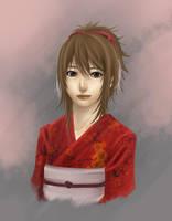 JUNK : Kimono by Kai-Yan