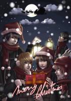 Merry Christmas 2008 by Kai-Yan