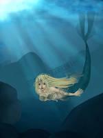 WIP : Mermaid by Kai-Yan
