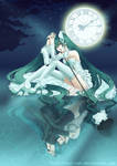 Hatsune Miku : Another World by Kai-Yan