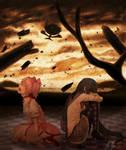 Madoka Magica : Walpurgis Night by Kai-Yan