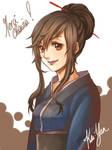 GIFT -  Chisei Miyamoto by Kai-Yan