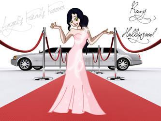 Rozy Hollywood+Background-Contest by Rozy10