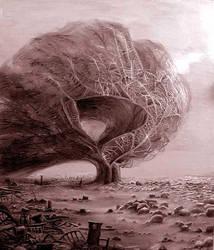 tree by el-dano