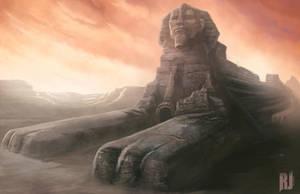 Sphinx by Rob-Joseph