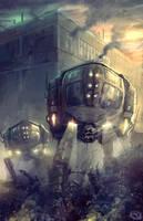 Doom Walkers by Rob-Joseph