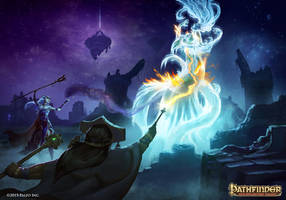 Pathfinder: Magic Opener by Rob-Joseph
