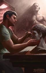 Gladiator: Rise of Legends - Artisan by Rob-Joseph