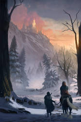 The Road to Destiny by Rob-Joseph