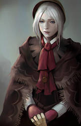Bloodborne -  Plain Doll by phamoz
