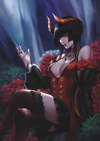 Tekken 7 - Eliza by phamoz
