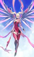 Pink Mercy by phamoz