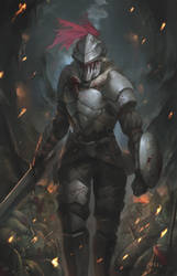 Goblin Slayer by phamoz
