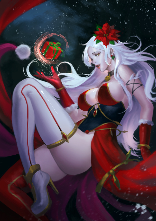 Witch of Christmas 2018 by phamoz