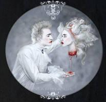 Love tenderly by marinalie