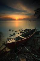 Forgotten Boat by gifgof