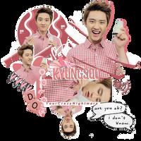 +Kyungsoo by xDaebak