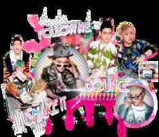 +Bounce by xDaebak