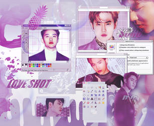++LOVE SHOT pt1 by xDaebak