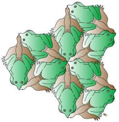 Frog  Bird - Init by mstapel